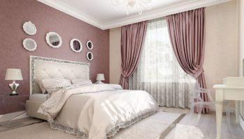 100 идей оформления комнаты с помощью штор