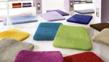 5 советов, как выбрать коврик для ванной комнаты