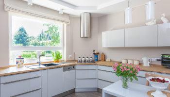 Белая кухня в интерьере: советы и фото примеры