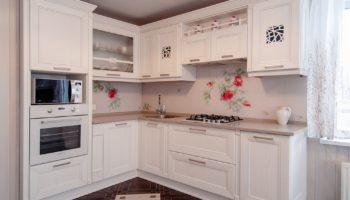 Дизайн угловой кухни: 100 лучших фото-идей интерьера