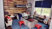 Комната для двух мальчиков: советы родителям от дизайнера