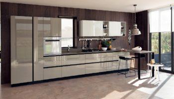 Дизайн кухни в стиле модерн: 115 современный идей с фото
