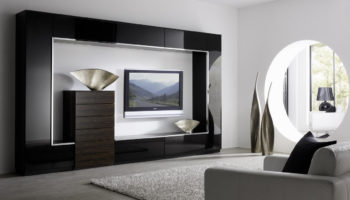 Мебель для маленькой гостиной: новинки 2020 года