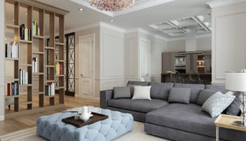 Красивая мебель в гостиную: новинки дизайна 2019