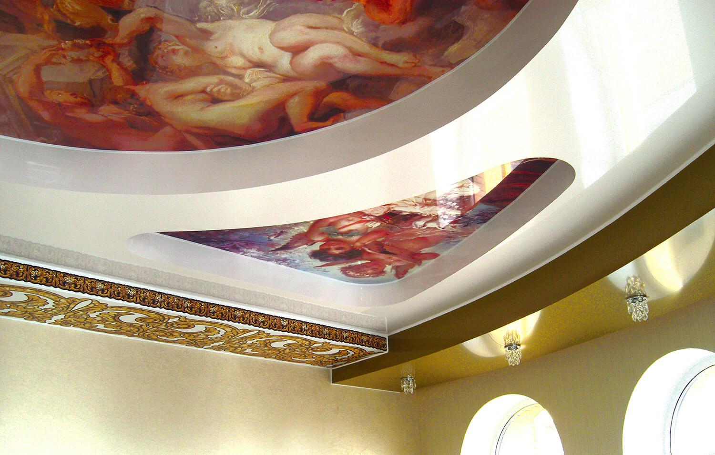 знаете картинка фото на натяжной потолок дизайн вот