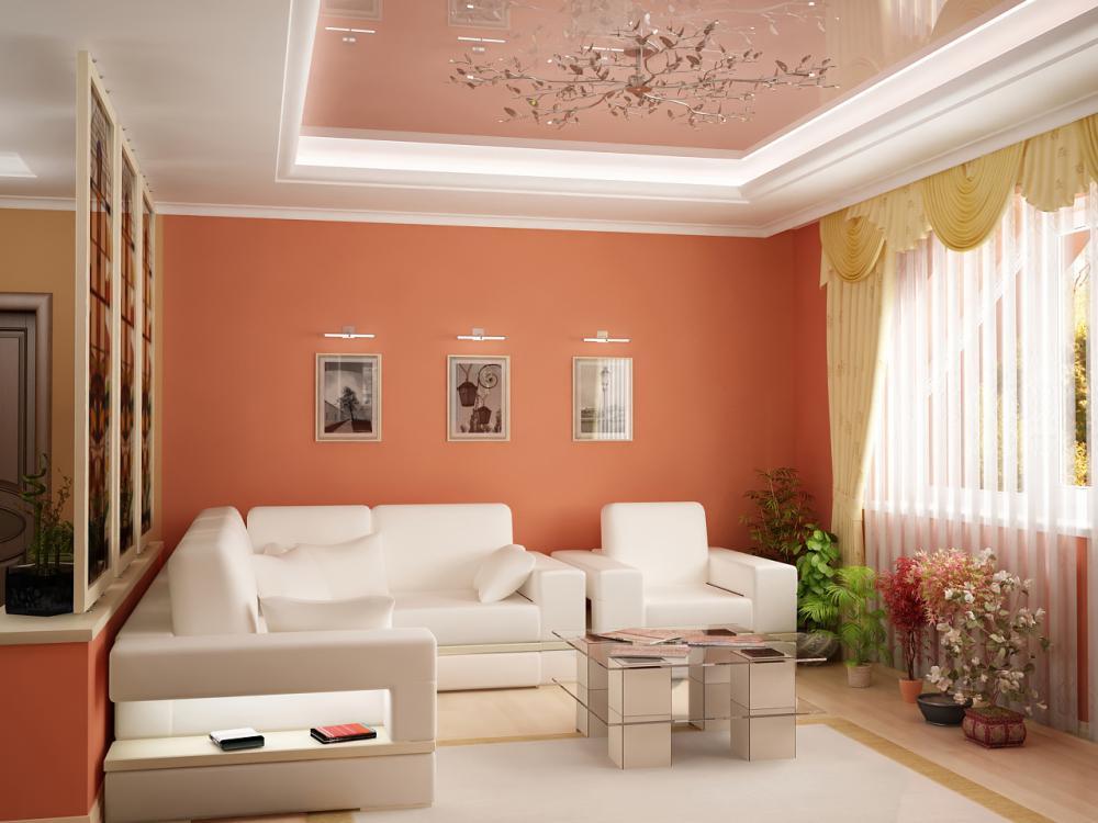 цветные натяжные потолки в зал фото желательно чтобы танк