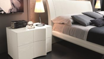 Важные нюансы по выбору прикроватных тумбочек для спальни