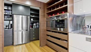 Выбираем оптимальный размер для кухонных шкафов