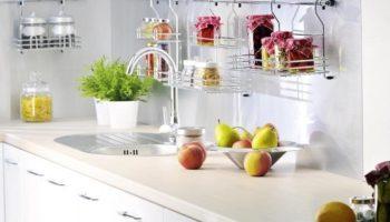 Рейлинговые системы для кухни: 100 фото примеров