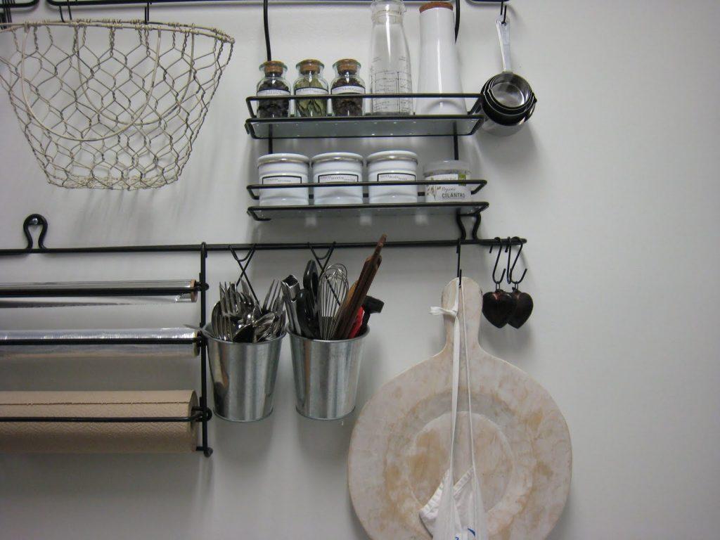 нашем кухонные аксессуары для рейлингов фото здесь