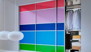 110 современных шкафов-купе для спальни