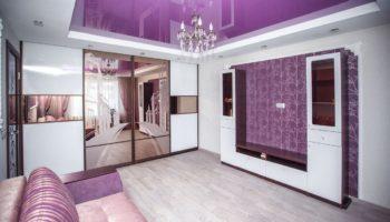 Современные шкафы для гостиной: стильные новинки 2020 года