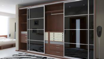 Стильные модели шкафов в спальню: лучшие идеи 2019 года