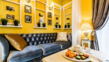 10 советов, как сочетать цвета в интерьере гостиной
