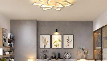 Современные люстры в спальню: 100 вариантов дизайна