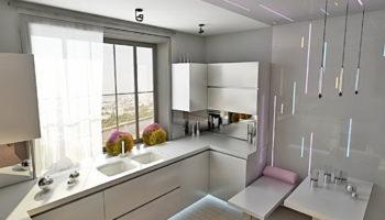 Стильные кухни: 100 идей оформления в 2021 году