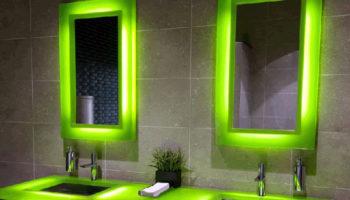 7 советов, как выбрать зеркало с подсветкой