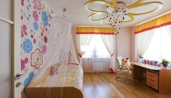 Детские люстры: интересный и стильный дизайн для детей