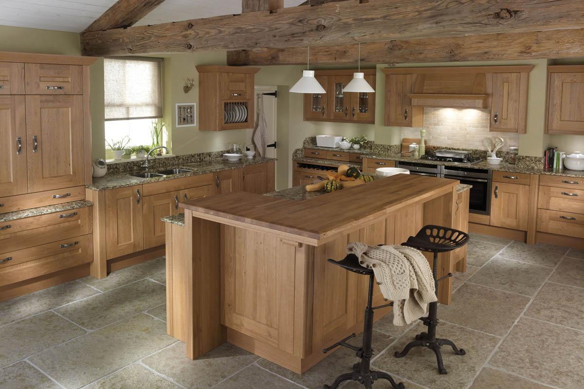 кухни в деревянном доме массив фото хочу