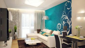 Дизайн небольшой гостиной: красивые и современные идеи