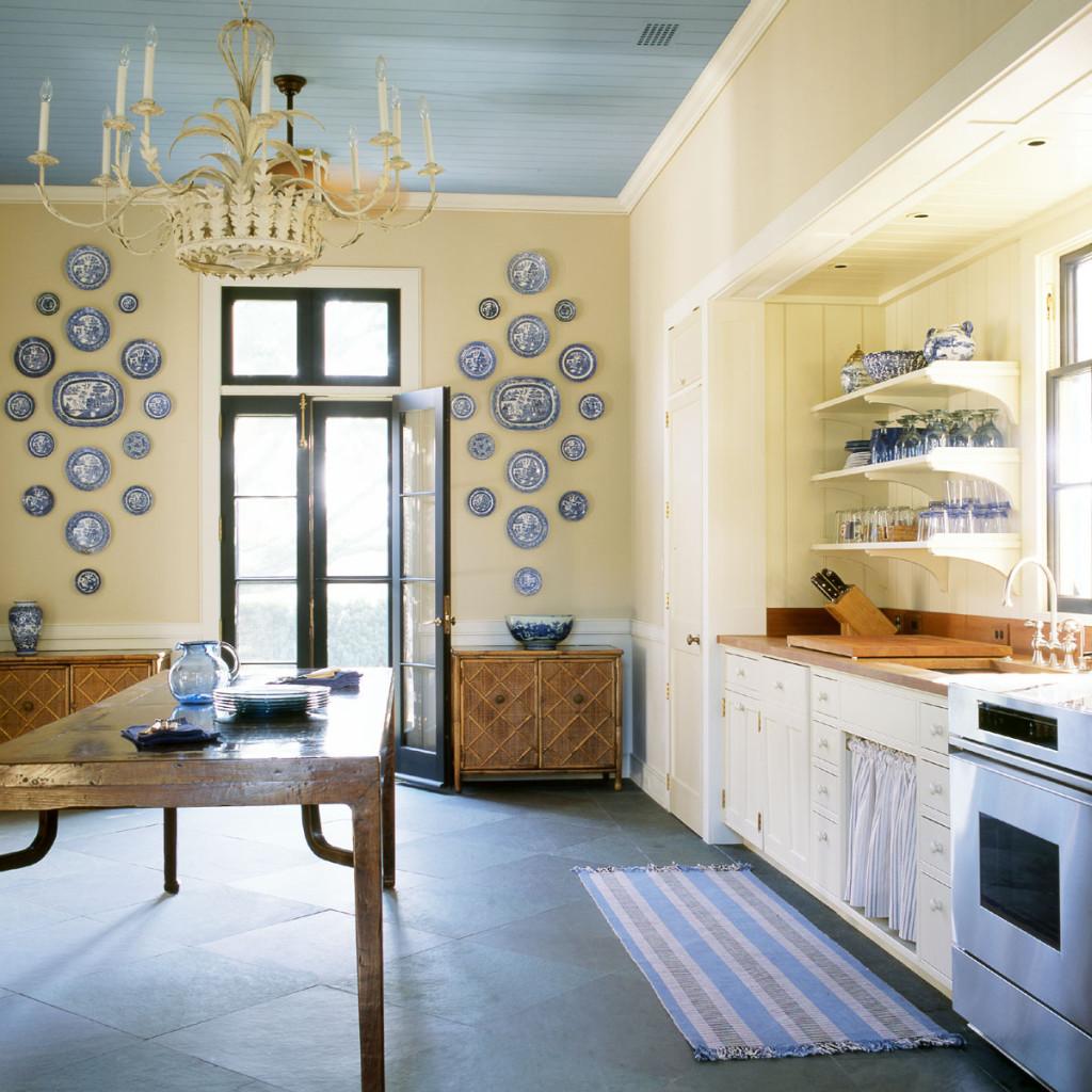 сайте дизайн стен и потолков на кухне фото супругу максаковой