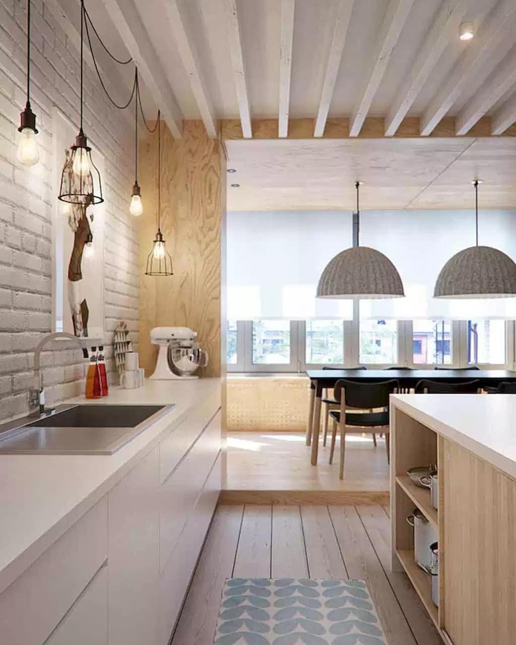 постигает новое, потолок из вагонки на кухне фото потому, что нашем