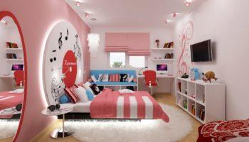 Мебель для девочки-подростка: функциональность и стиль