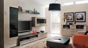 Модульные системы для гостиной: виды и преимущества