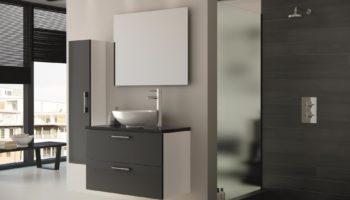 Современная мебель для ванной комнаты: новинки 2019 года