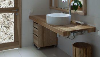 Столешницы для ванной: виды и критерии выбора