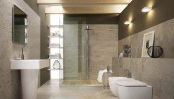 Свет в ванной: как правильно распределить источники света