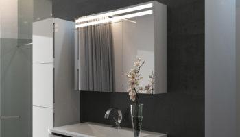 Зеркальные шкафы для ванной: 10 видов и критерии выбора