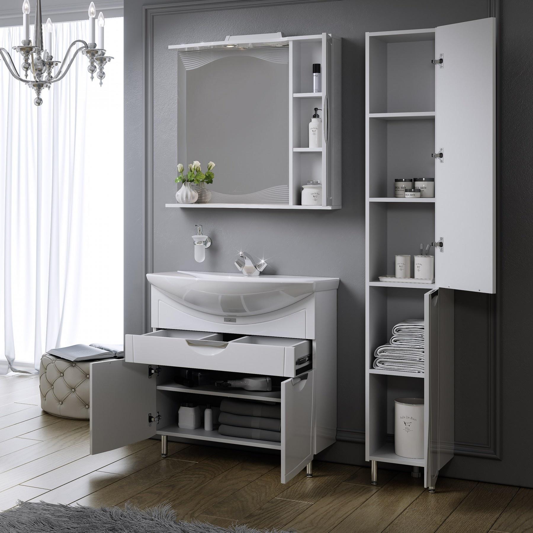 Картинки ванных шкафчиков